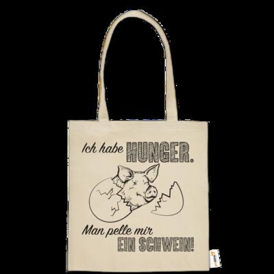 Motiv: Baumwolltasche - Sizzle Brothers - Grillen - Schwein pellen