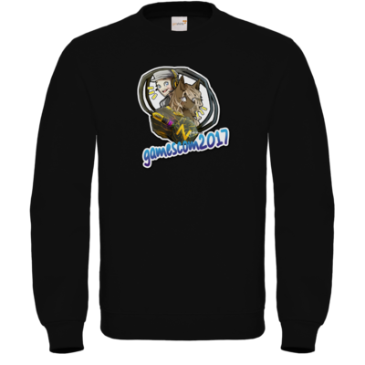 Motiv: Sweatshirt FAIR WEAR - Kaddi Luneth Gamescom 2017