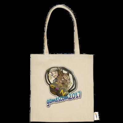 Motiv: Baumwolltasche - Kaddi Luneth Gamescom 2017