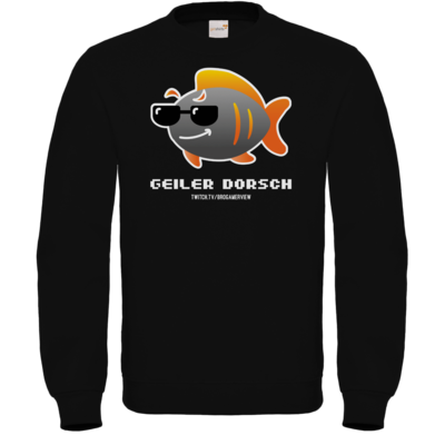 Motiv: Sweatshirt FAIR WEAR - Geiler Dorsch