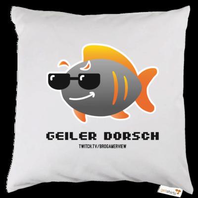 Motiv: Kissen - Geiler Dorsch