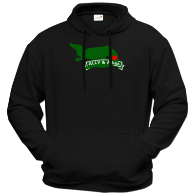 Motiv: Hoodie Premium FAIR WEAR - Ally & Allies