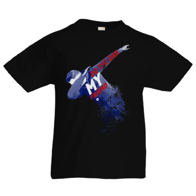 Motiv: Kids T-Shirt Premium FAIR WEAR - Do the Dab
