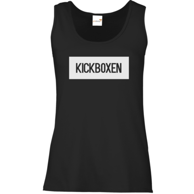 Motiv: Tank Top Damen Classic - SMD - Kickboxen