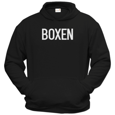 Motiv: Hoodie Classic - SMD - Boxen