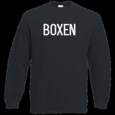 Motiv: Sweatshirt Classic - SMD - Boxen