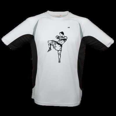 Motiv: Laufshirt Running T - SMD - Kickboxer