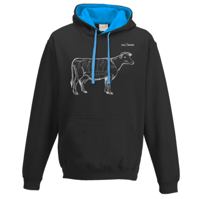 Motiv: Two-Tone Hoodie - SizzleBrothers - Grillen - Meatmap