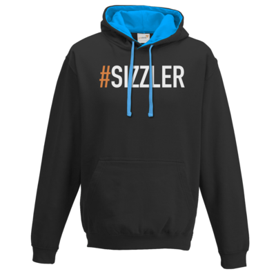 Motiv: Two-Tone Hoodie - SizzleBrothers - Grillen - Sizzler