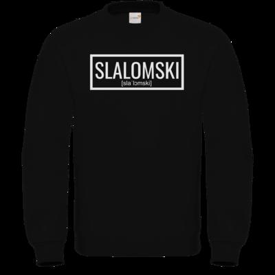 Motiv: Sweatshirt FAIR WEAR - Inzaynia - Slalomski
