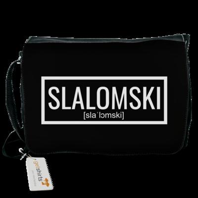 Motiv: Schultertasche - Inzaynia - Slalomski