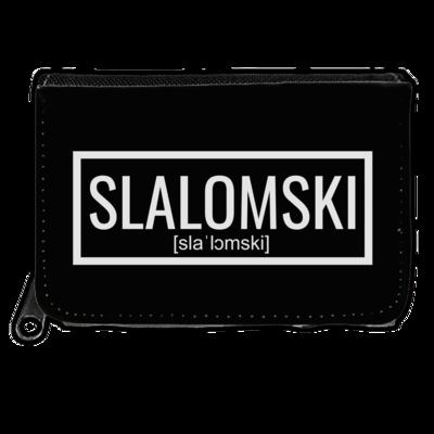 Motiv: Geldboerse - Inzaynia - Slalomski
