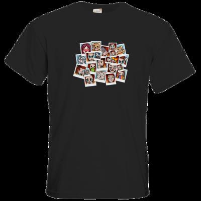 Motiv: T-Shirt Premium FAIR WEAR - Inzaynia - Emotes