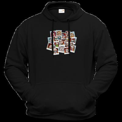 Motiv: Hoodie Premium FAIR WEAR - Inzaynia - Emotes