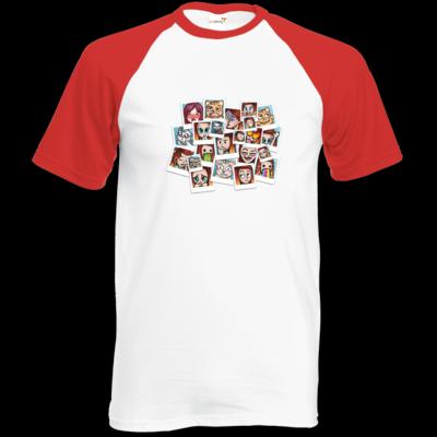 Motiv: Baseball-T FAIR WEAR - Inzaynia - Emotes