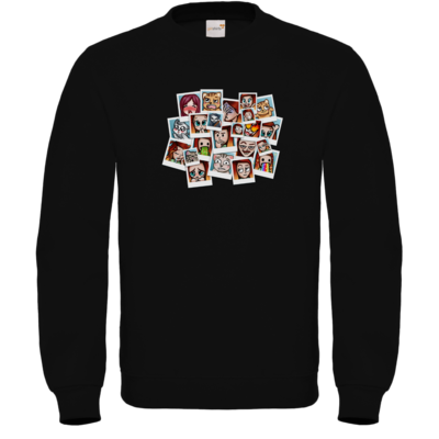 Motiv: Sweatshirt FAIR WEAR - Inzaynia - Emotes