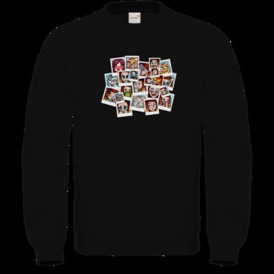 Motiv: Sweatshirt FAIR WEAR - Inzaynia - Emotes