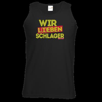 Motiv: Athletic Vest - Wir l(i)eben Schlager