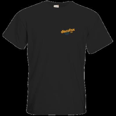 Motiv: T-Shirt Premium FAIR WEAR - Discofox FM - Logo