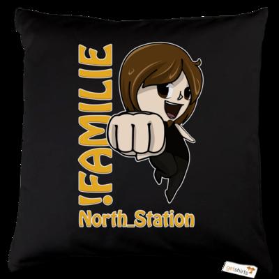 Motiv: Kissen Baumwolle - North_Station - !Familie