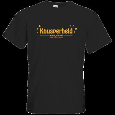 Motiv: T-Shirt Premium FAIR WEAR - North_Station - Knusperheld
