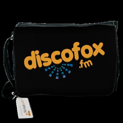 Motiv: Schultertasche - Discofox FM - Logo XL