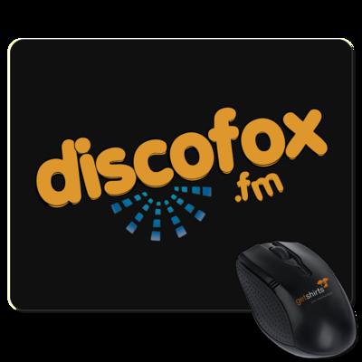 Motiv: Mousepad Textil - Discofox FM - Logo XL