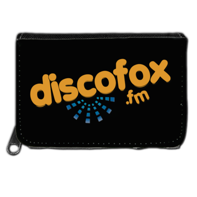 Motiv: Geldboerse - Discofox FM - Logo XL