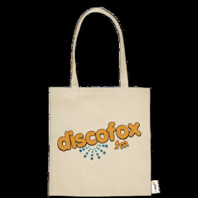 Motiv: Baumwolltasche - Discofox FM - Logo XL