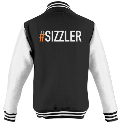 Motiv: College Jacke - SizzleBrothers - Grillen - Sizzler