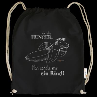 Motiv: Cotton Gymsac - SizzleBrothers - Grillen - Hunger Rind schälen