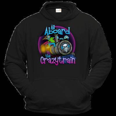 Motiv: Hoodie Classic - SandcoolTV - Crazytrain