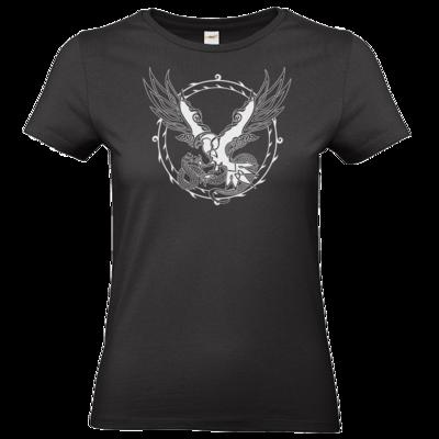 Motiv: T-Shirt Damen Premium FAIR WEAR - Phileasson - Walknoten uni