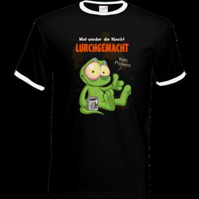 Motiv: T-Shirt Ringer - Lurchgemacht