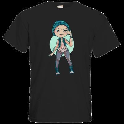 Motiv: T-Shirt Premium FAIR WEAR - Cadniss - Motiv 1