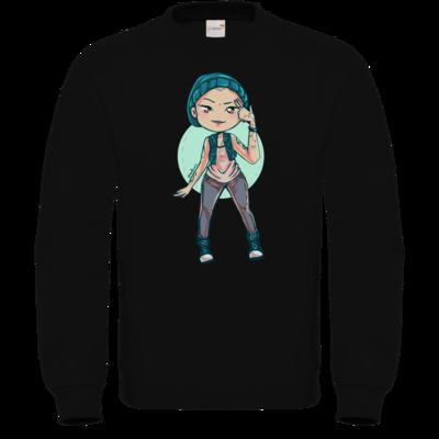 Motiv: Sweatshirt FAIR WEAR - Cadniss - Motiv 1