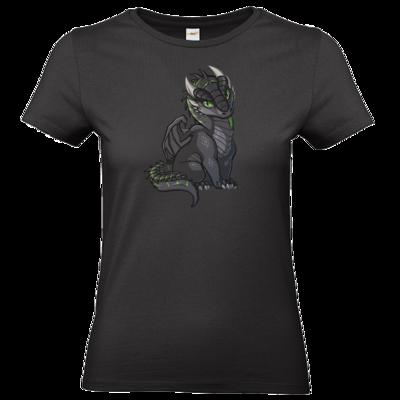 Motiv: T-Shirt Damen Premium FAIR WEAR - Ulisses - Chibi