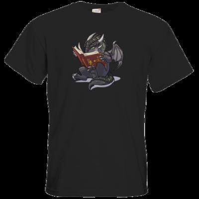 Motiv: T-Shirt Premium FAIR WEAR - Ulisses - Chibi - Leseprobe