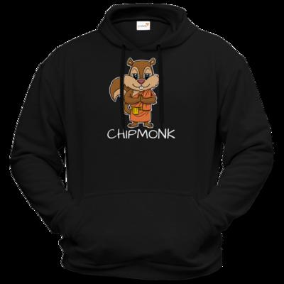Motiv: Hoodie Premium FAIR WEAR - drawinkpaper - Chipmonk 1