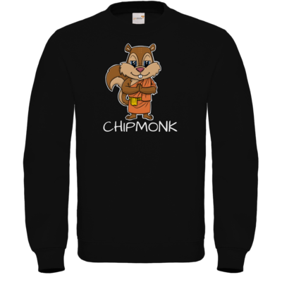 Motiv: Sweatshirt FAIR WEAR - drawinkpaper - Chipmonk 1