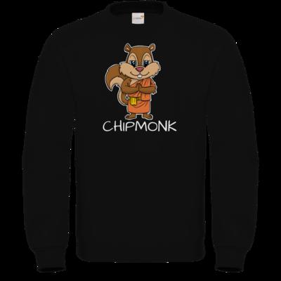 Motiv: Sweatshirt FAIR WEAR - drawinkpaper - Chipmonk 1