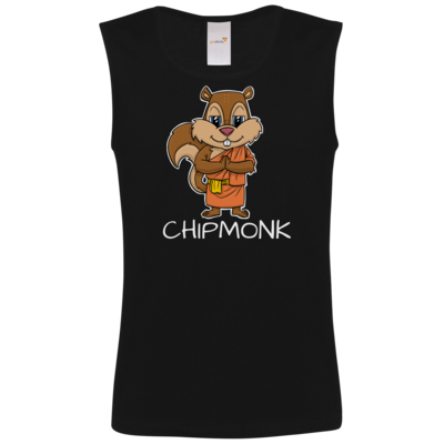 Motiv: Athletic Vest FAIR WEAR - drawinkpaper - Chipmonk 1