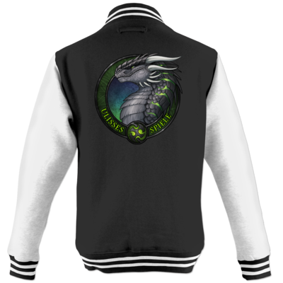 Motiv: College Jacke - Ulisses - Logo Ulisses-Spiele