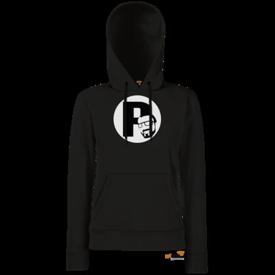 Motiv: Hoodie Damen Classic - DerPeci - Logo