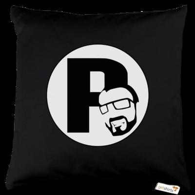 Motiv: Kissen Baumwolle - DerPeci - Logo