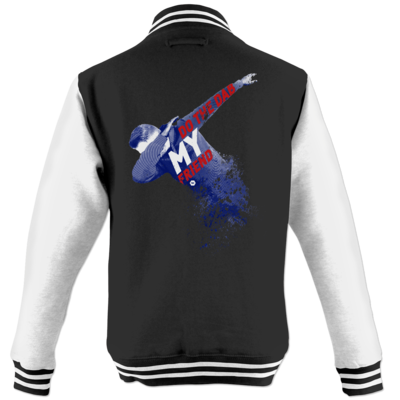 Motiv: College Jacke - Do the Dab