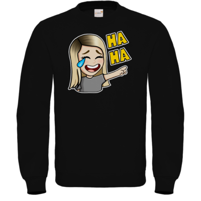 Motiv: Sweatshirt FAIR WEAR - Rhoxy - Haha