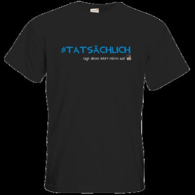 Motiv: T-Shirt Premium FAIR WEAR - Rhoxy - Tatsächlich