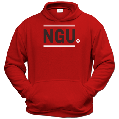 Motiv: Hoodie Classic - NGU - red