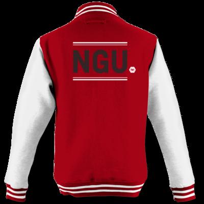 Motiv: College Jacke - NGU - red